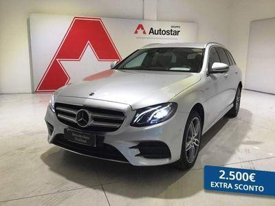 usata Mercedes E220 CLASSE E SWS.W. 4Matic Auto Premium