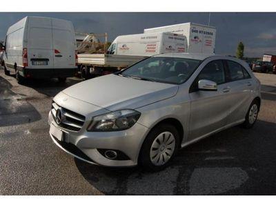 gebraucht Mercedes A160 CDI Executive