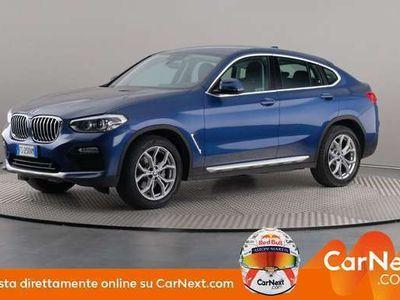 usata BMW X4 Xdrive 20d Xline Auto