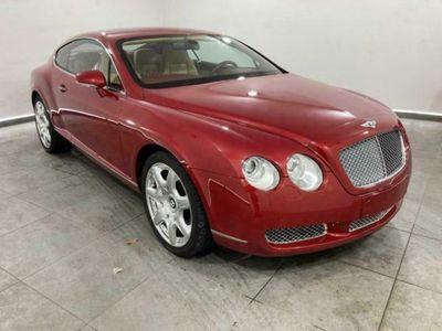 usata Bentley Continental 6.0 GT
