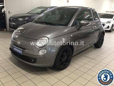 usata Fiat 500 5000.9 t.air t. Plus 85cv