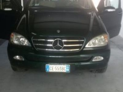 second-hand Mercedes 400