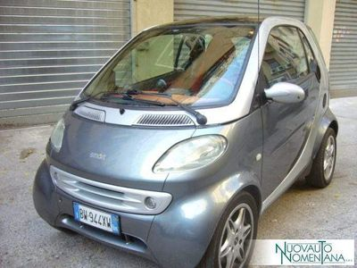 gebraucht Smart ForTwo Coupé 600 coupe' & passion (40 kW)
