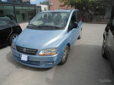 usata Fiat Multipla 2ª serie - 2006