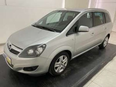 usata Opel Zafira 1.7 CDTI 125CV ecoFLEX One 7 posti