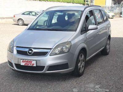 usata Opel Zafira 1.9 Cdti 120 CV ENJOY 7 POSTI