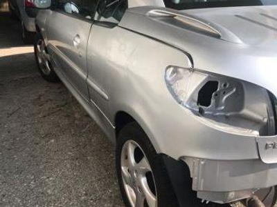 usado Peugeot 206 CC 1.6 16V cabrio