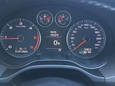 usata Audi A3 sline 2.0 tdi