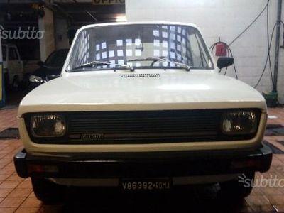 usata Fiat 127 1.0 gpl iscritta asi perfetta