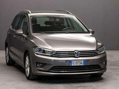 usata VW Golf Sportsvan Sportsvan 1.6 TDI 110CV Executive BlueMotion Tech.