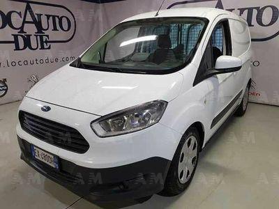 brugt Ford Tourneo Courier 1.5 TDCI 75 CV Plus del 2014 usata a Torino
