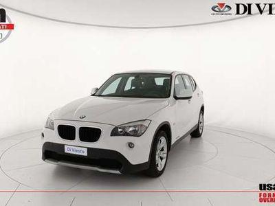 usata BMW X1 sDrive18d
