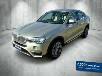 usata BMW X4 xdrive30dA xLine