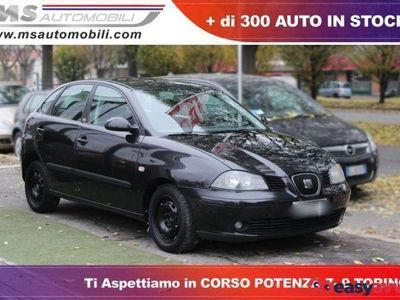 brugt Seat Ibiza 1.4 tdi 69cv 5p. stylance unicoproprietario diesel