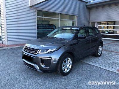 usado Land Rover Range Rover evoque range2.0 td4 180 cv 5p. se dynamic diesel
