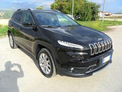 """usata Jeep Cherokee 2.2 Mjt II 4WD Active Drive II """"LIMITED"""""""