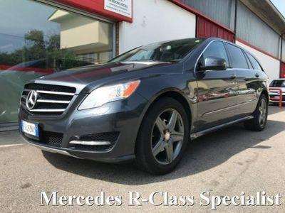 usata Mercedes R500 cat 4Matic Premium Lunga