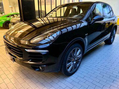 usata Porsche Cayenne Platinum Edition TETTO ACC DAB LEDS 21Ø PASM