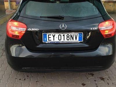 usata Mercedes CLA180 Classe CLACDI Automatic Sport