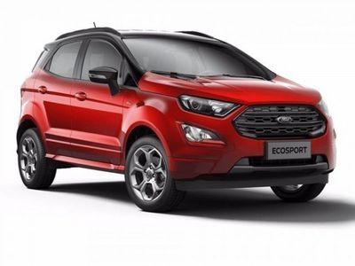 used Ford Ecosport 1.0 EcoBoost 100 CV ST-Line
