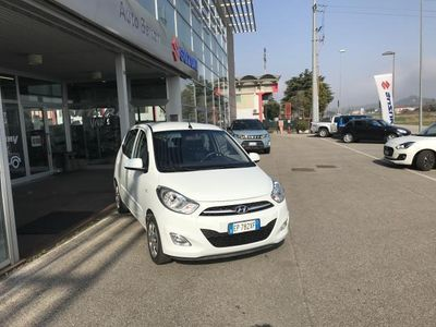 used Hyundai i10 1.1 12V BlueDrive GPL Sound Edition
