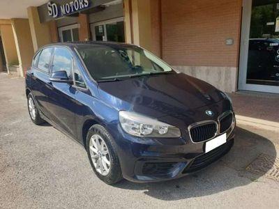 usata BMW 218 Active Tourer d Italiana