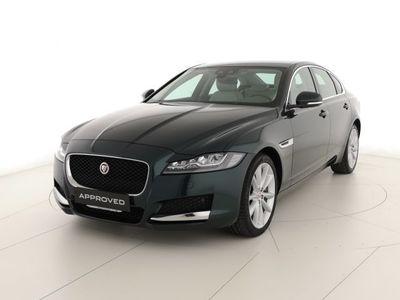 usata Jaguar XF 3.0 D V6 300 CV aut. Prestige del 2017 usata a Reggio nell'Emilia