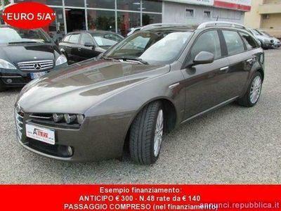usata Alfa Romeo 159 2.0 JTDm 170cv Sportwagon -Km Certificati- EURO 5A