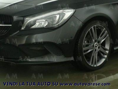 używany Mercedes CLA180 Sport Aziendale benzina NAVI