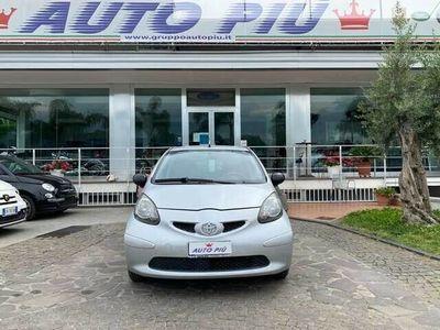 usata Toyota Aygo 1.0 12V VVT-i 5 porte POSSIBILITA' GPL