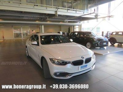 usata BMW 420 Serie 4 Gran Coupé d Luxury del 2018 usata a Brescia