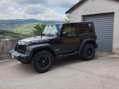 usata Jeep Wrangler 2.8 CRD Rubicon