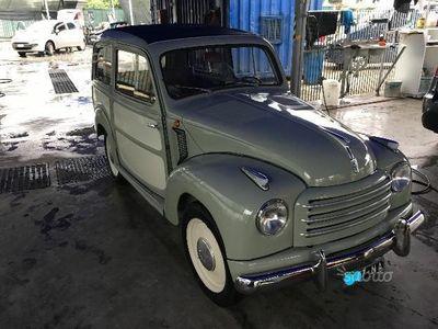 usata Fiat Belvedere 500 C.- Anni 50