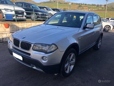 usata BMW 2000 X3d attiva