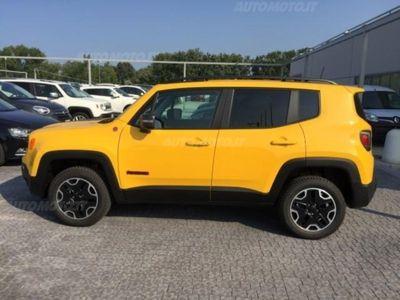 usata Jeep Renegade 2.0 Mjt 170CV 4WD Active Drive Low Trailhawk nuova a Teramo