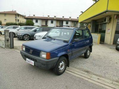 usata Fiat Panda 4x4 1100 i.e. cat