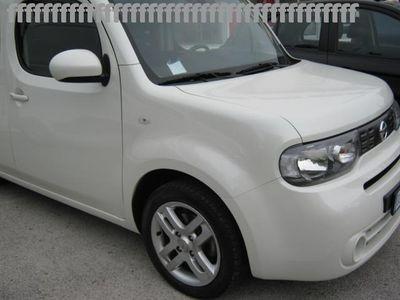 usata Nissan Cube 1.6 16V Luxury AZIENDALE-BIANCO PERLATO Monovolume