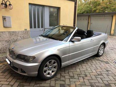 usata BMW 318 Cabriolet Serie 3 Ci (E46) - Anno 2004