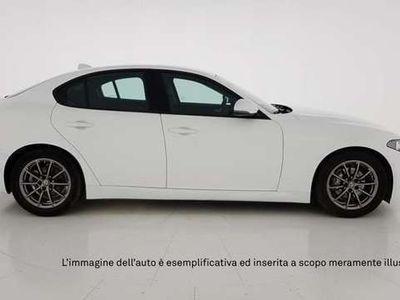 usata Alfa Romeo Giulia 2.2 turbo diesel 136 cv at8 business