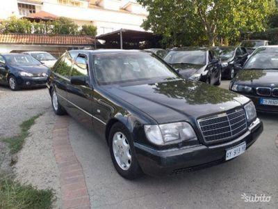 usata Mercedes S600 Classelunga