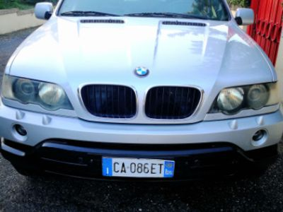 usata BMW X5 e53 3.0d