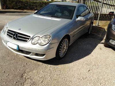 usata Mercedes CLK220 Coupè CDI Automatica - 2008