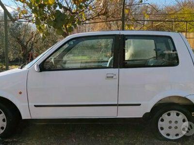 usata Fiat Cinquecento 900i cat Suite