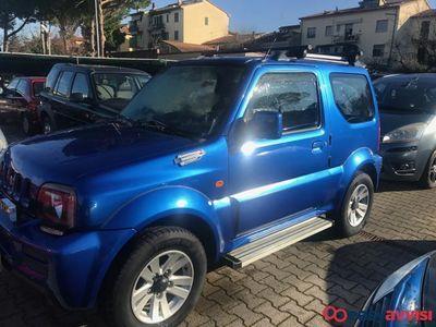usata Suzuki Jimny 1.3i 16v 4wd special benzina