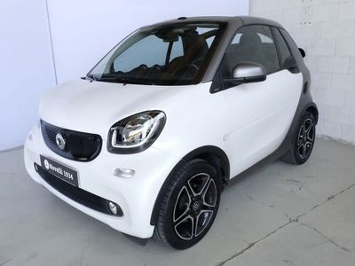 brugt Smart ForTwo Cabrio 90 0.9 Turbo twinamic Urban