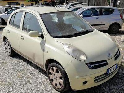 """usado Nissan Micra 1.2 16V 5 porte """"VENDUTA nello STATO"""""""
