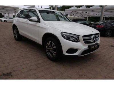 used Mercedes GLC220 d 4matic comfort