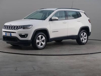 usata Jeep Compass 2.0 Mjet Ii 103kw Business 4wd Auto