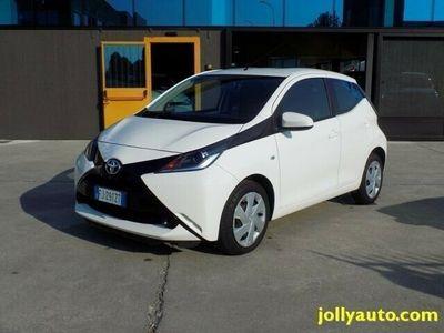 usata Toyota Aygo 1.0 VVT-i 69 CV 5P x-play MMT - AUTOMATICA
