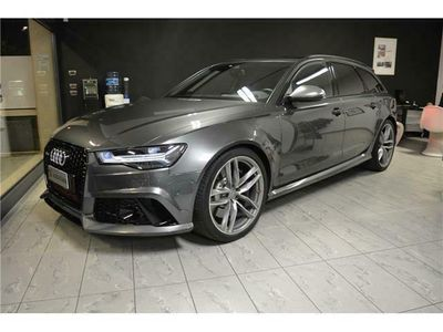 usata Audi RS6 Avant 4.0 TFSI quattro tiptronic-TOP OPTIONAL!